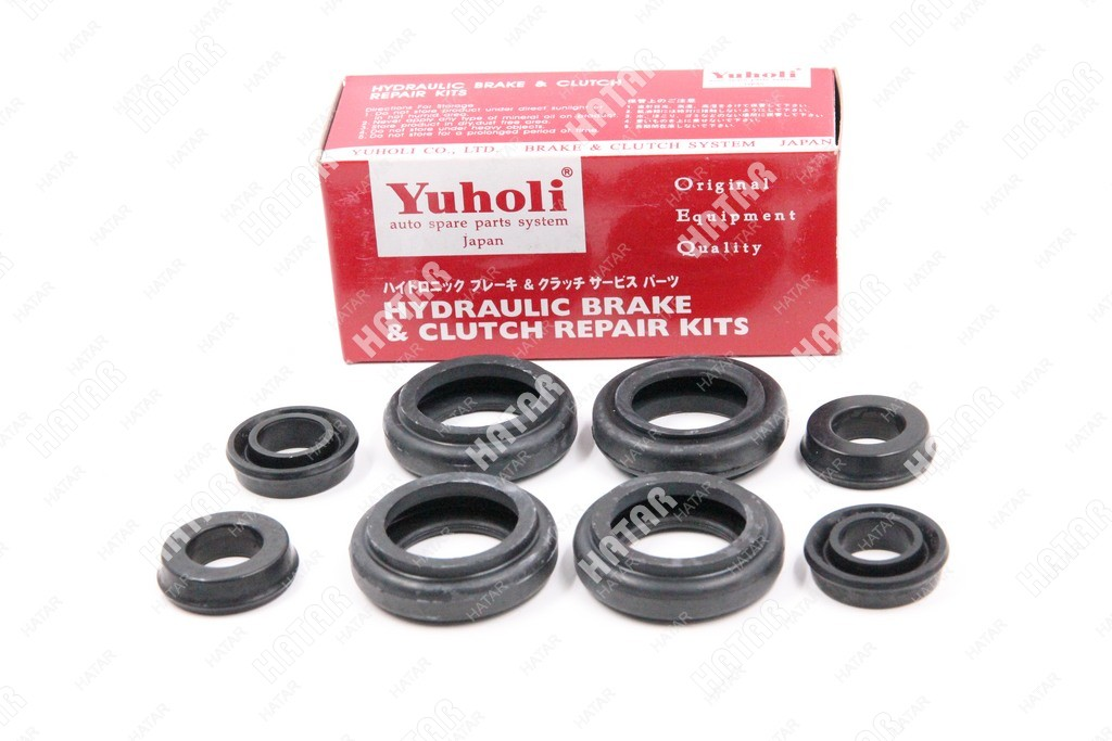 YUHOLI Ремкомплект тормозного цилиндра