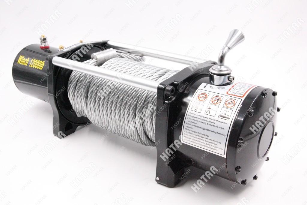 ELECTRIC WINCH Лебедка d9,5мм, 26м