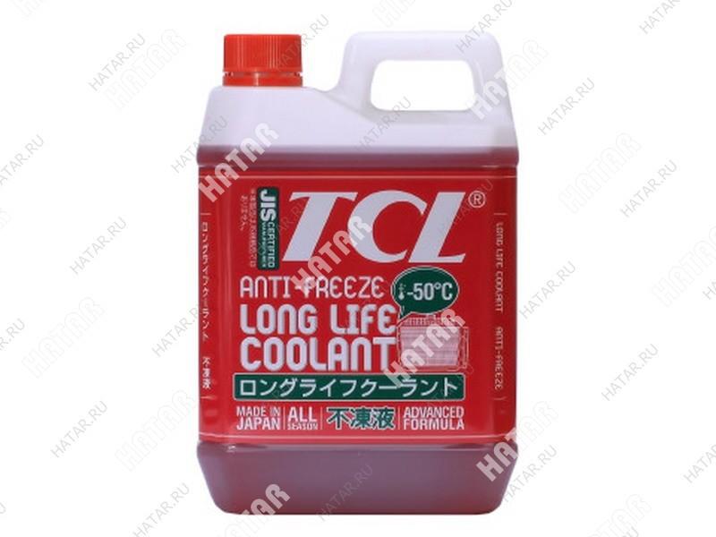 TCL -50 red антифриз 4l