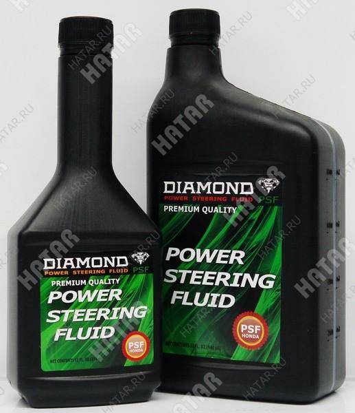 DIAMOND Psf honda жидкость гидравлическая 0,946л