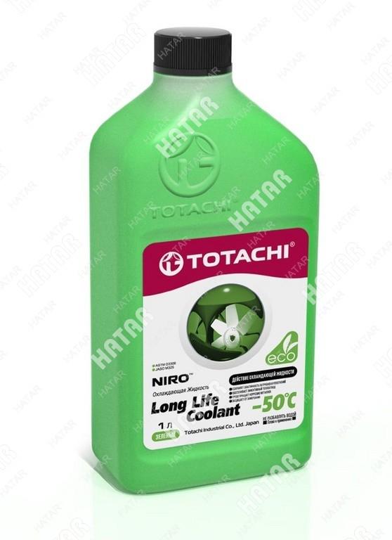 TOTACHI Super llc green -50 антифриз зеленый  1л