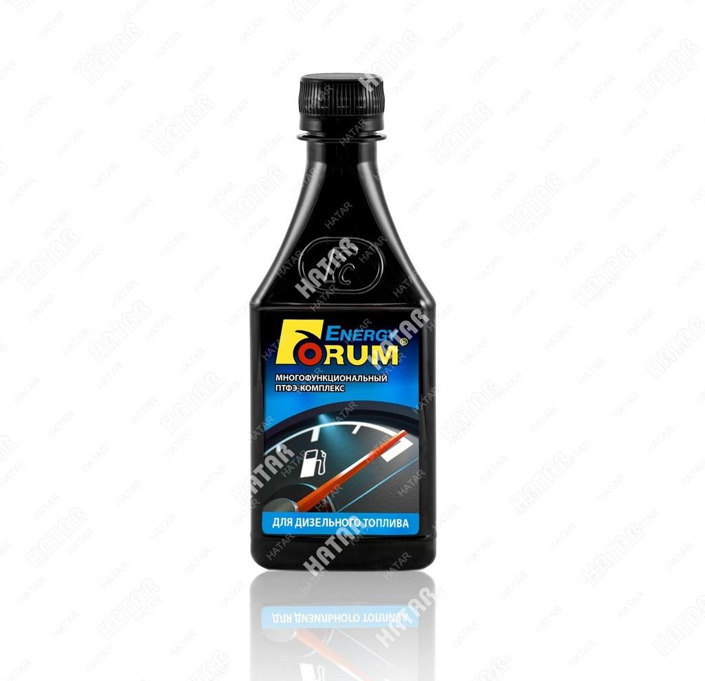 FORUM Energy многофункциональный птфэ-комплекс для всех типов дизельных топливных систем 250мл