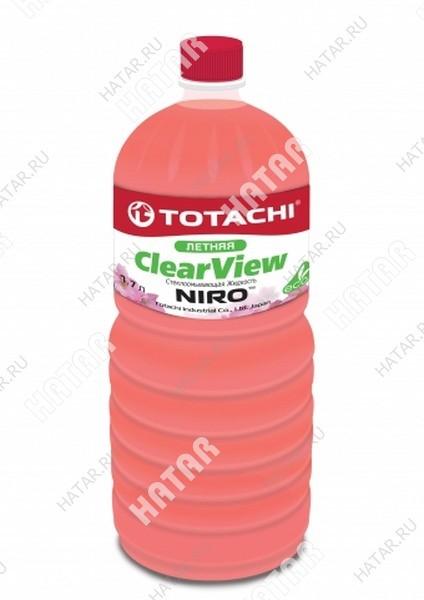TOTACHI Niro clear view summer жидкость для стеклоомывателя 1,7 л (сакура)