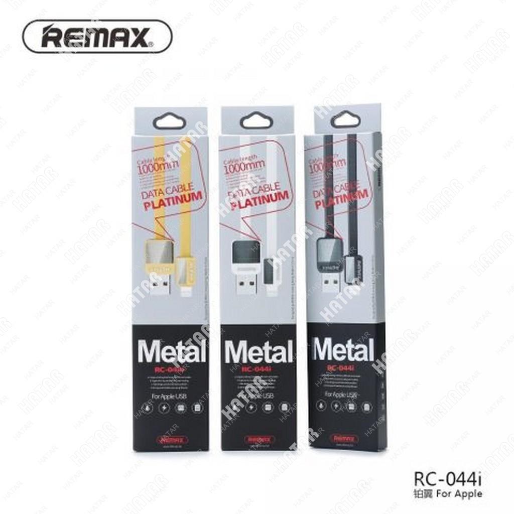 REMAX Metal кабель usb черный 1шт