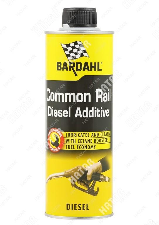 BARDAHL Common rail diesel additive присадка в дизельное топливо 0,5л