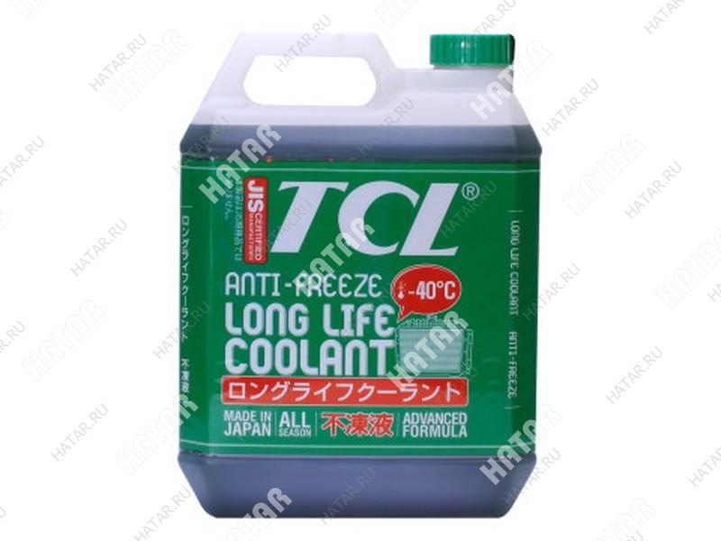 TCL -40 green антифриз 4l