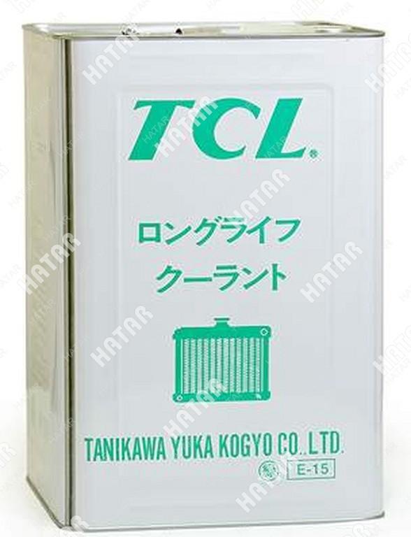 TCL -40 green антифриз 18l