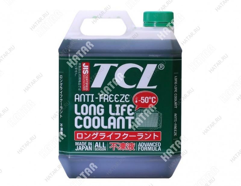 TCL -50 зеленый антифриз 2l