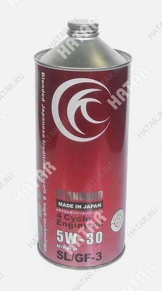 TAKUMI 5w30 standard моторное масло полусинтетика sl/gf-3 1л