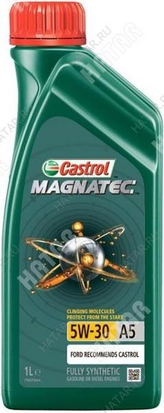 CASTROL Magnatec 5w30 a5 масло моторное синтетика sn/cf 1л