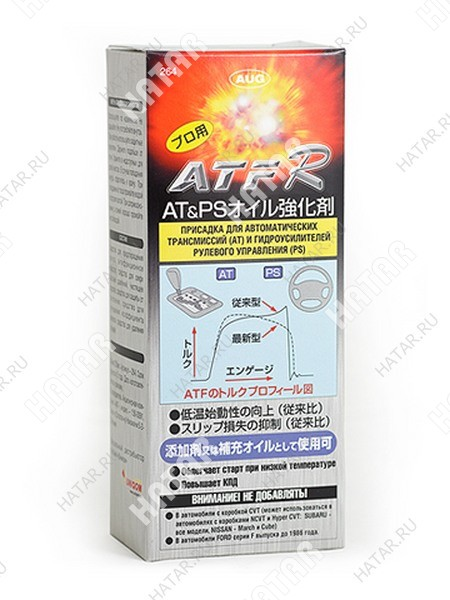 AUG Восстановитель для акпп и гидроусилителя руля atf-r 250мл