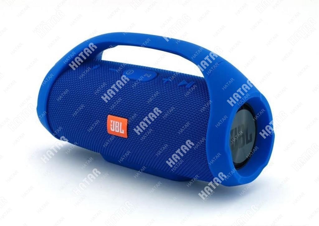 UBL Портативная акустическая  32 см bluetooth колонка синяя 1шт