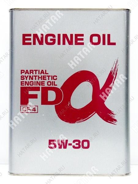 ALPHAS 5w30fd масло моторное cf-4 4л полусинтетика дизель