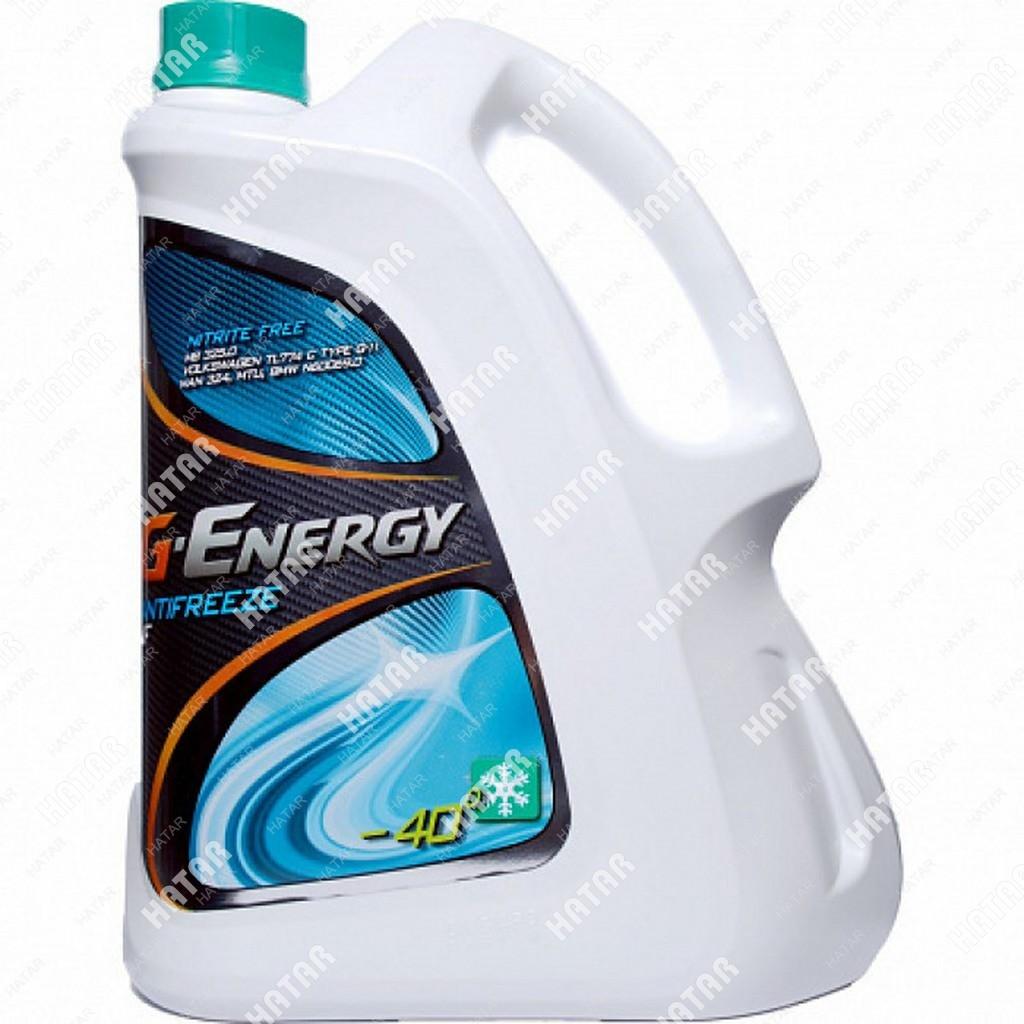 G-ENERGY Охлаждающая жидкость antifreeze -40 5кг