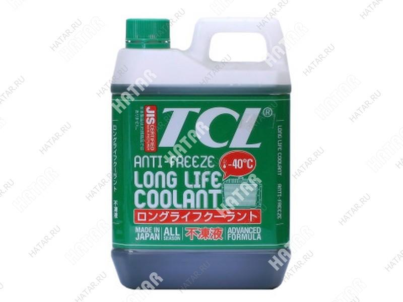 TCL -40 green антифриз 2l