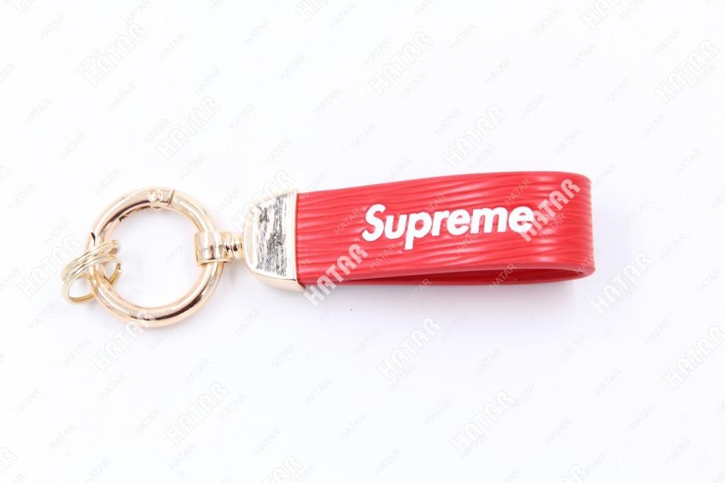 SUP Брелок для ключей красный