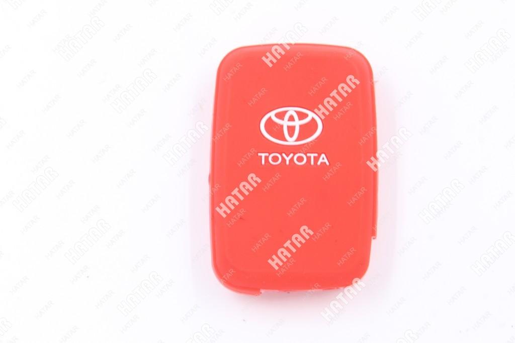BOOST Чехол для брелока автосигнализации toyota-6 (красный)