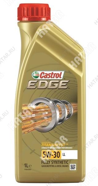 CASTROL Edge 5w30 ll масло моторное,синтетика 1л