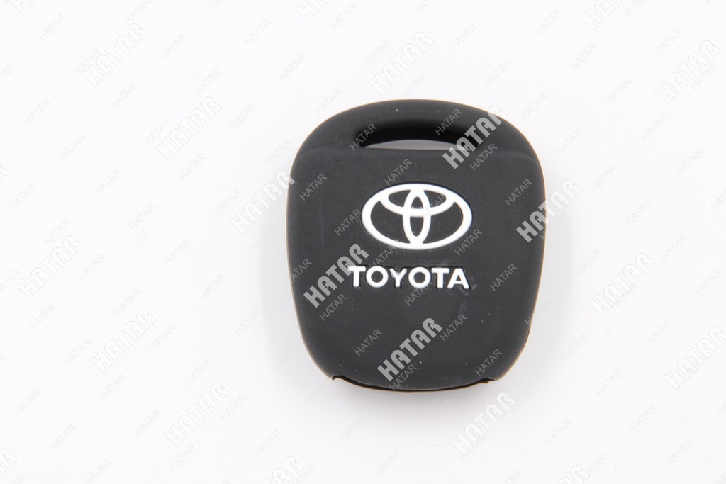 BOOST Чехол для брелока автосигнализации toyota-4 (черный)