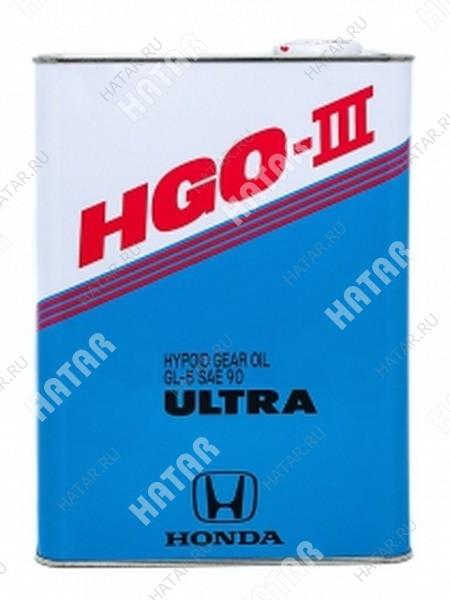 HONDA Hgo-iii масло трансмиссионное gl5 sae-90 4л