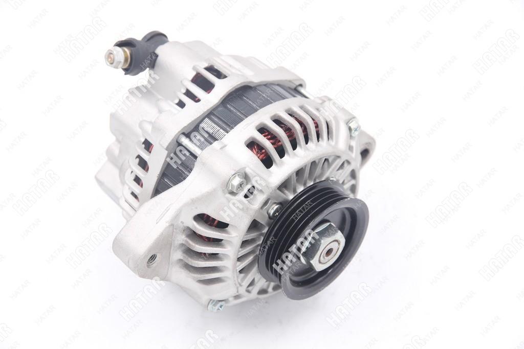 HIGH QUALITY D16a, d15z6, d16y5 генератор (фишка 4 контакта)