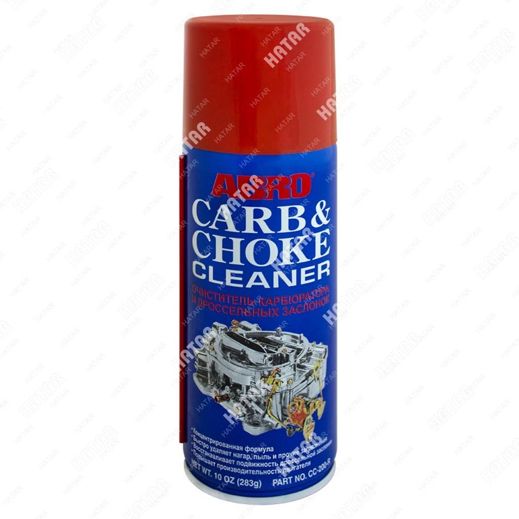 ABRO Очиститель карбюратора 238г (сша)