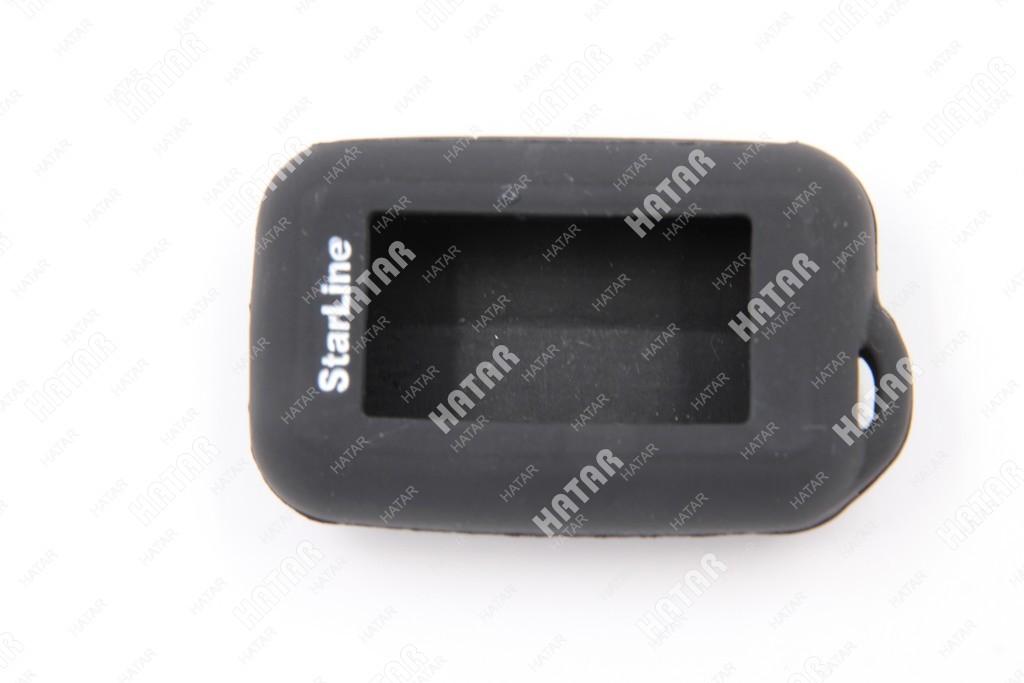 BOOST Чехол для брелок e90/ e95 starline силиконовый черный
