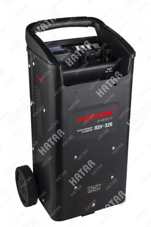 VERTON Energy пуско-зарядное устройство 12/24в, 30-500ач; заряд 1.0квт; 45а, пуск 6,4квт