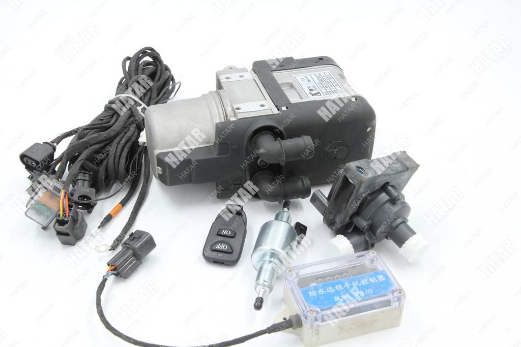 FALAER Автономный жидкостный отопитель бензин 12v
