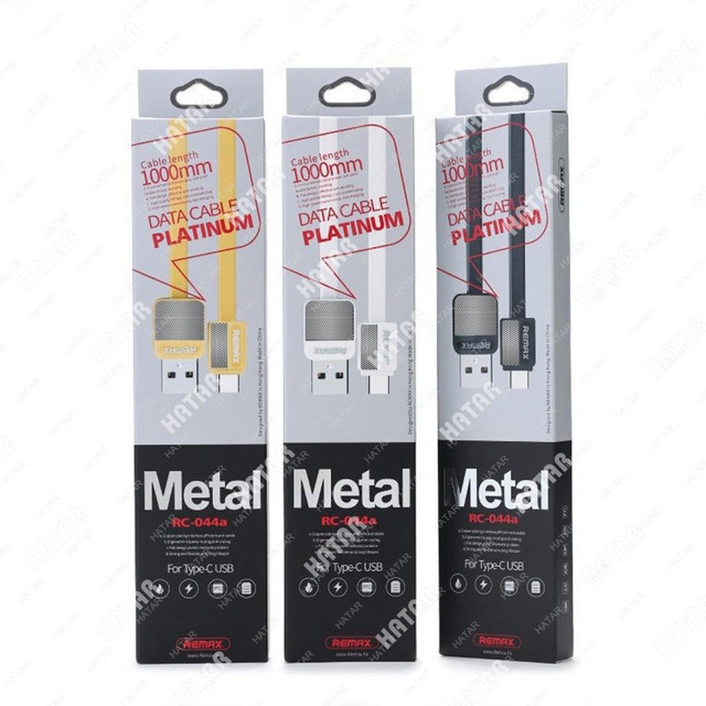 REMAX Metal кабель usb белый 1шт