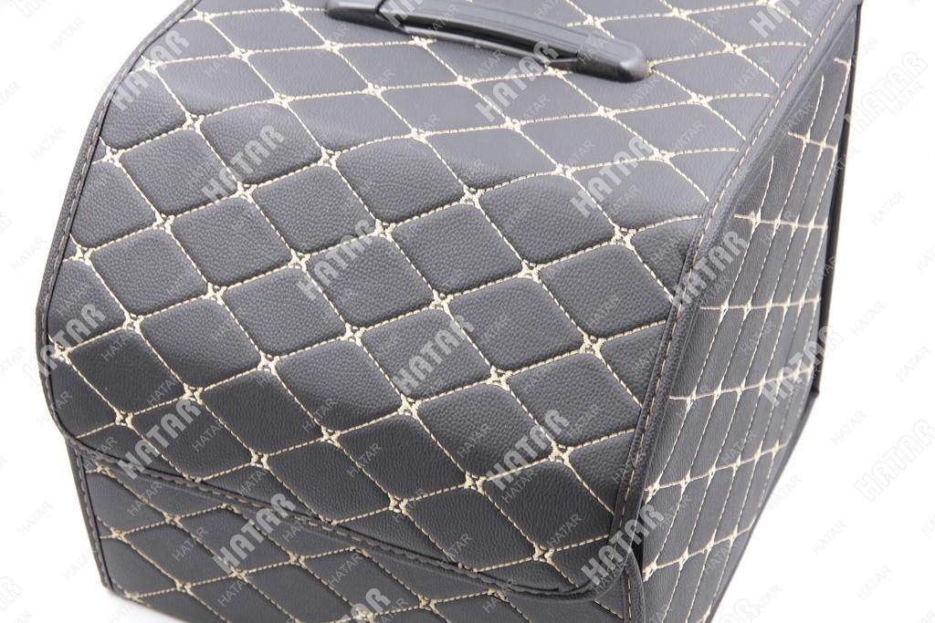 BOOST Кейс в багажник# малый черный/бежевый