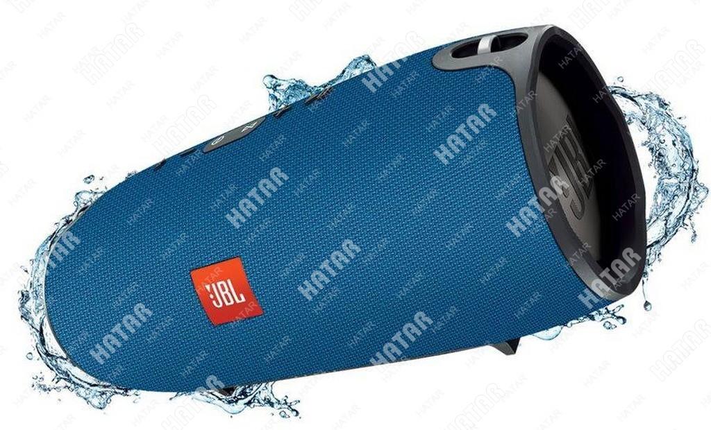 UBL X-treme портативная акустическая bluetooth колонка синяя 1шт большая