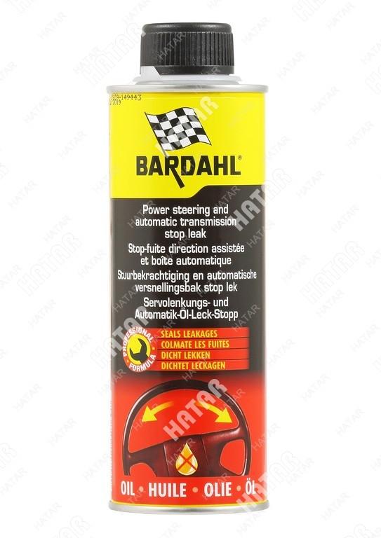 BARDAHL Power steering and automatic transmission stop leak присадка в трансмисионное масло акпп+гур 0,3л