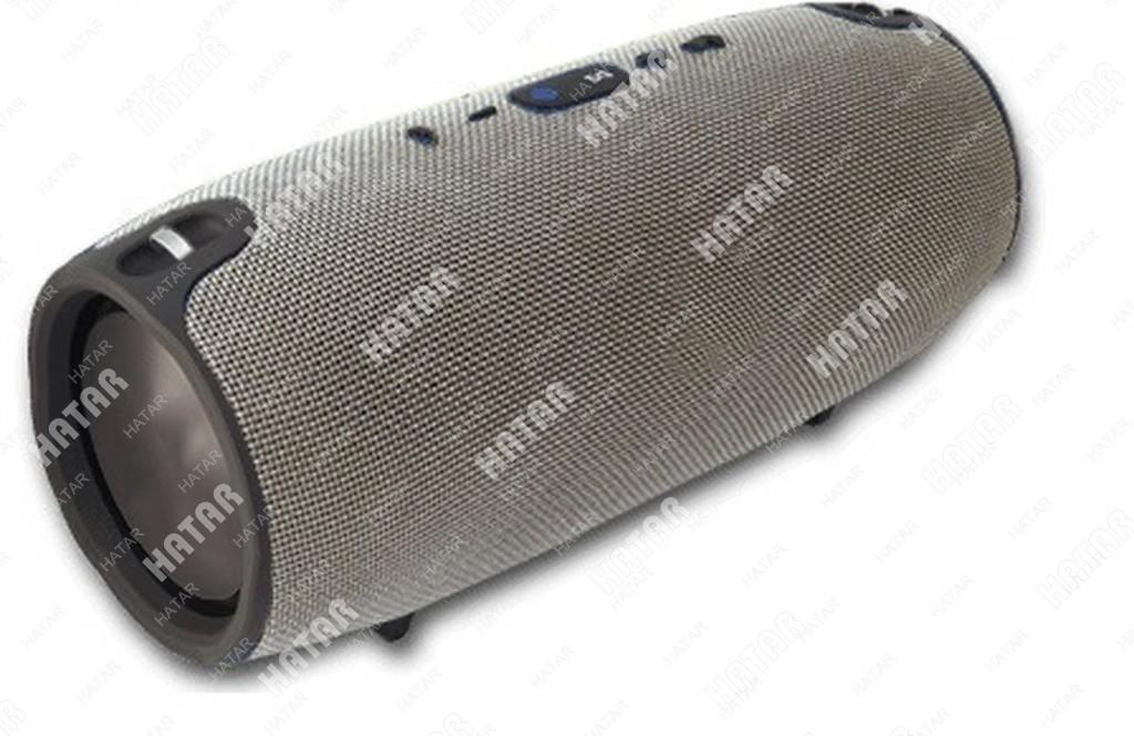 UBL X-treme портативная акустическая bluetooth колонка серая 1шт