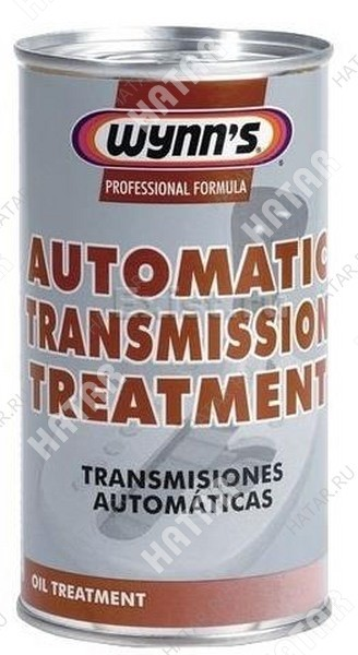 WYNNS Присадка automatic transmission treatment 325ml