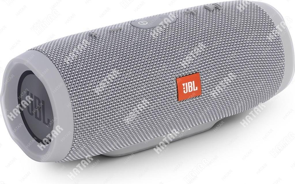 UBL Портативная bluetooth колонка с зарядным устройством серая