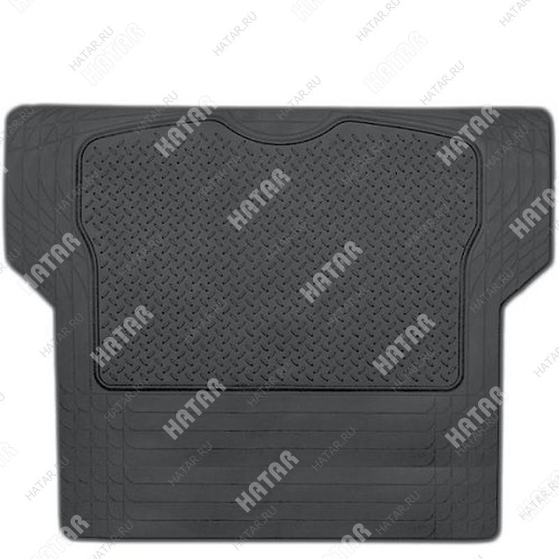 AUTOPROFI Autoprofi коврик в багажник, универсальный, пвх, 144х110см пвх черный