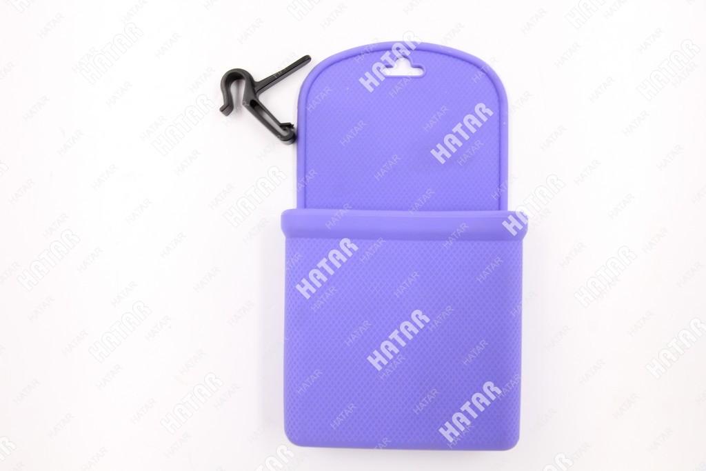 AJM Car bag карман подставка под телефон/очки фиолетовый