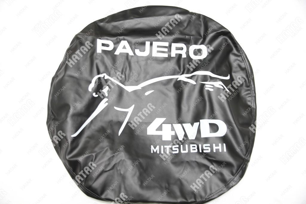"""HDS Чехол  на запасное колесо 16"""" pajero 4wd"""