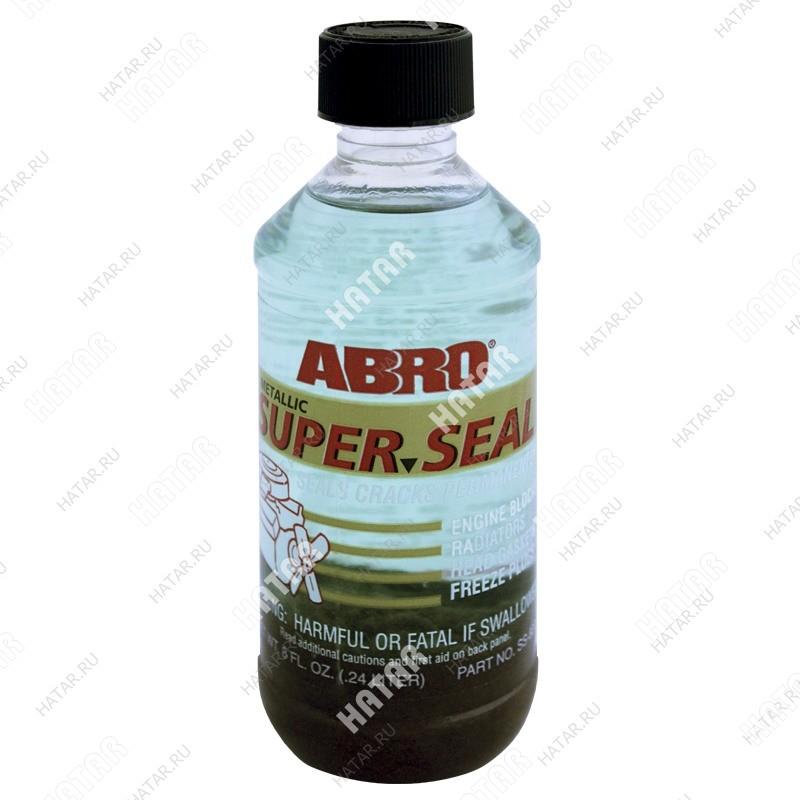 ABRO Герметик блока цилинров металлокерамический 240мл