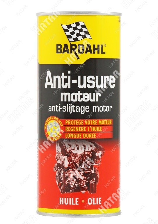 BARDAHL Engine anti wear присадка в моторное масло 0,4л