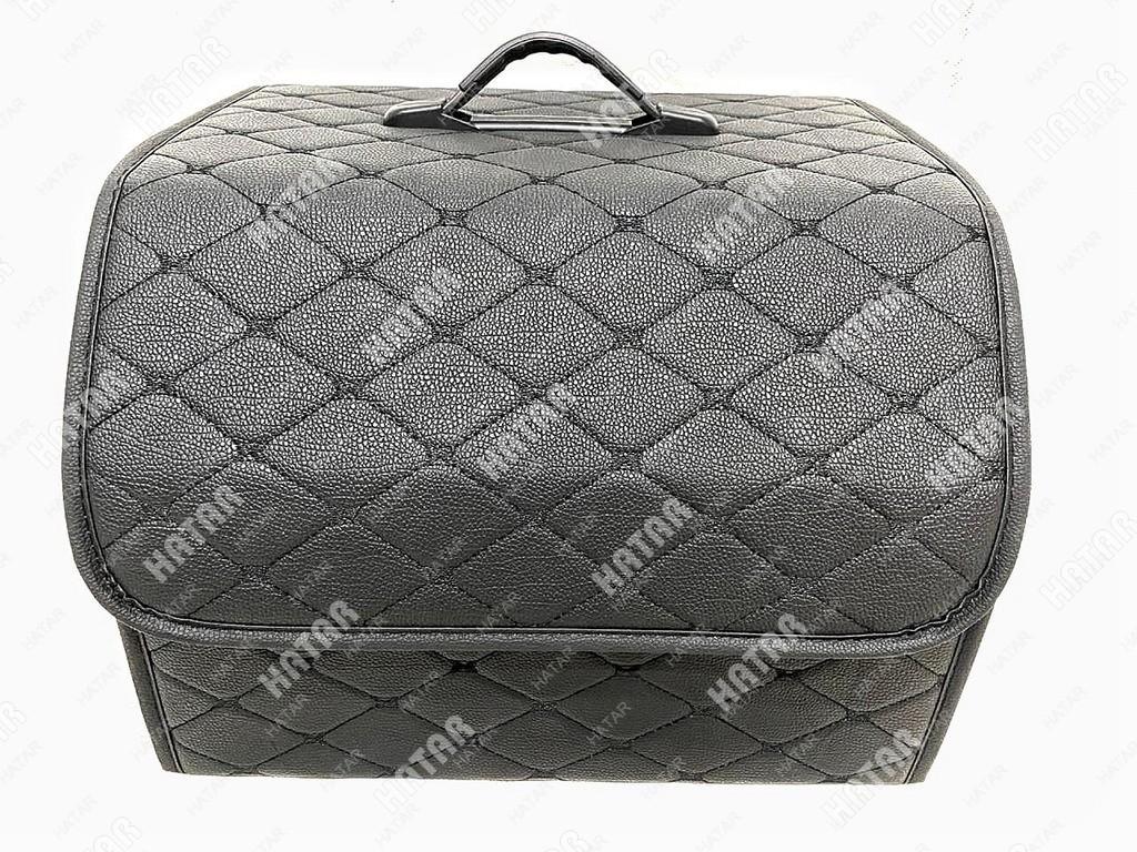 BOOST Кейс в багажник# средний черный/черный