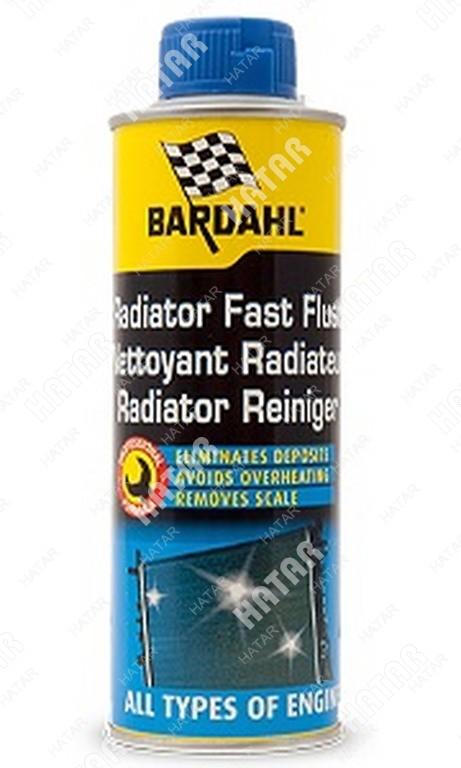 BARDAHL Radiator cleaner промывка радиатора 300мл
