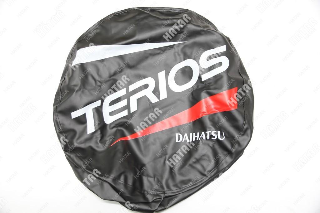"HDS Чехол на запасное колесо 14"" daihatsu terios"