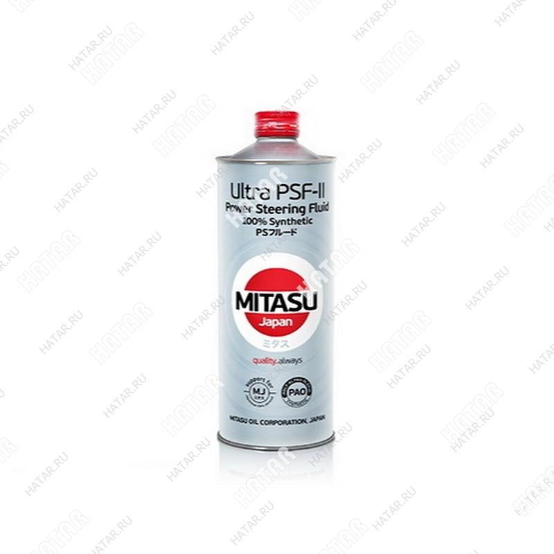 MITASU Ultra psf-ii жидкость для гидроусилителя руля 1л