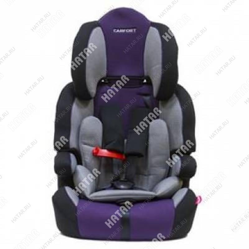 CARFORT Кресло детское автомобильное kid 02, фиолетовое, 9-36кг