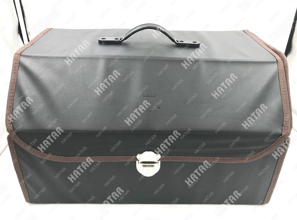 BOOST Кейс в багажник# большой черный