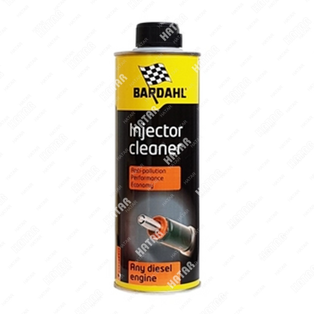 BARDAHL Diesel injector cleaner очиститель инжекторов дизель 500мл