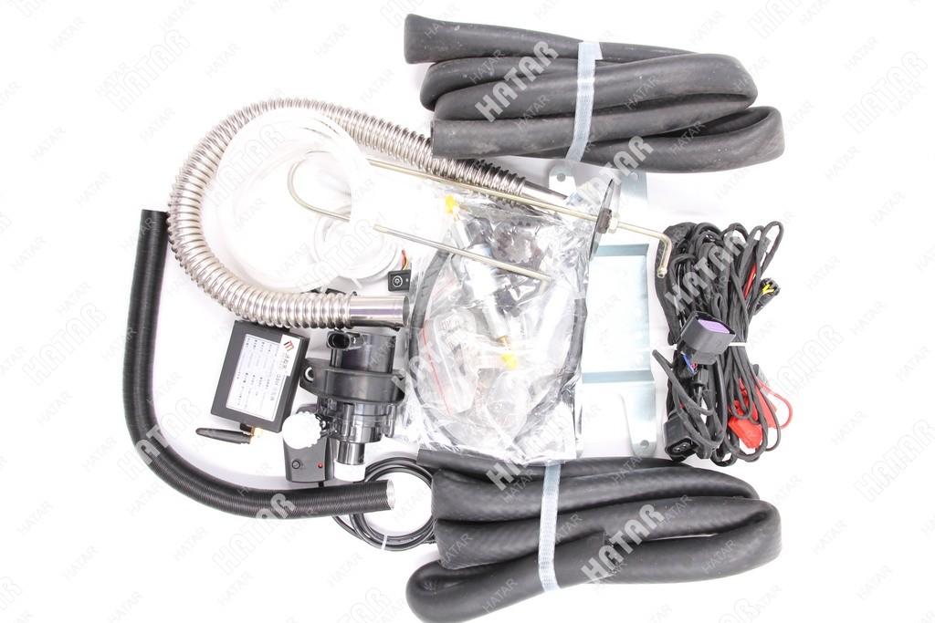 FALAER 5000w автономный жидкостный отопитель дизель 12v