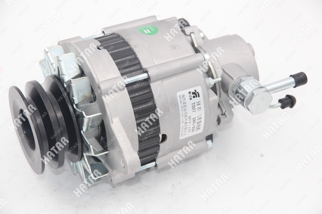 HIGH QUALITY Td27 qd32 td23 td27t td25 bd30 ka20de 24v генератор